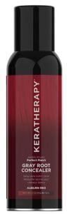 Keratherapy Perfect Match Gray Root Concealer (118mL) Auburn Red