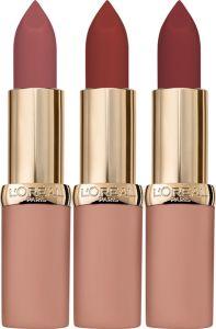 L'Oreal Paris Color Riche Free The Nudes Ultra Matte Lipstick (5g)