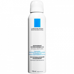 La Roche-Posay Deodorant 48H Sensitive Skin (150mL)