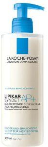 La Roche-Posay Lipikar Syndet AP+ Cream Wash (400mL)