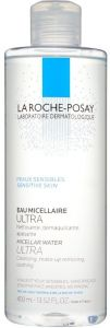 La Roche-Posay Micellar Water Ultra for Sensitive Skin (400mL)