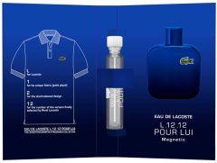 Lacoste Eau De Lacoste L.12.12 Pour Homme Magnetic EDT (1.5mL) vial