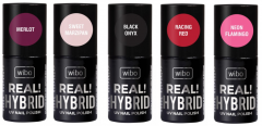 Wibo Real Hybrid Nail Polish (5mL)