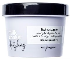 Z. One Concept Milk_Shake Lifestyling Fixing Paste(100mL)
