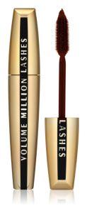 L'Oreal Paris Volume Million Lashes Mascara (10,7mL) Brown
