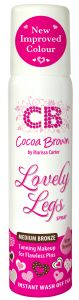 Cocoa Brown Lovely Legs Spray (75mL)