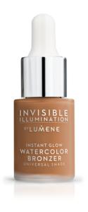 Lumene Invisible Illumination Instant Glow Watercolor Bronzer (15mL)