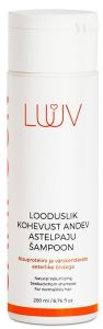 Luuv Sea Buckthorn Shampoo (200mL)