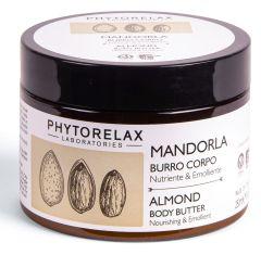 Phytorelax Deep Hydrating Body Cream with Sweet Almond Oil (250mL)