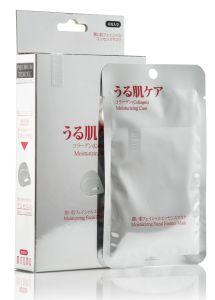 Mitomo Premium Moisturizing Facial Essence Mask Box (6pcs)