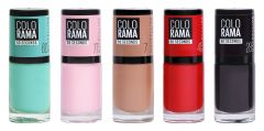 Maybelline New York Colorama Nail Polish (7mL)