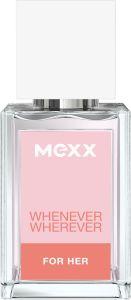 Mexx Whenever Wherever Woman EDT (15mL)