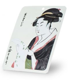 Mitomo Essence Mask with Pearl and Cherry Blossoms (25g)