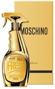 Moschino Gold Fresh Couture EDP (50mL)