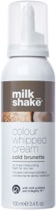 Z. One Concept Milk_Shake Whipped Cream Color (100mL) Cold Brunette
