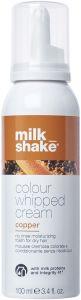 Z. One Concept Milk_Shake Whipped Cream Color (100mL) Copper