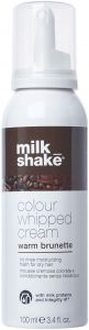 Z. One Concept Milk_Shake Whipped Cream Color (100mL) Warm Brunette