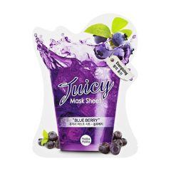 Holika Holika Blueberry Juicy Mask Sheet (20mL)