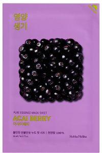 Holika Holika Pure Essence Mask Sheet - Acai Berry