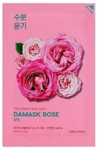 Holika Holika Pure Essence Mask Sheet - Damask Rose