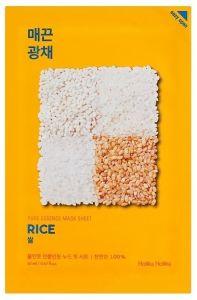Holika Holika Pure Essence Mask Sheet - Rice