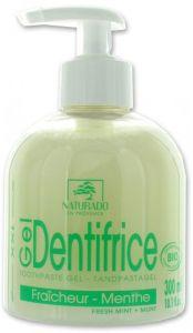 Naturado Toothpaste Gel XL Fresh Mint (300mL)