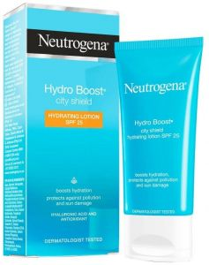 Neutrogena Hydro Boost City Shield Hydraying Lotion SPF25 (50mL)