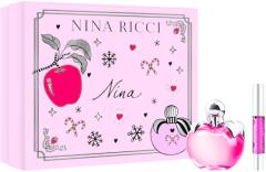 Nina Ricci Nina EDT (50mL) + Lipstick