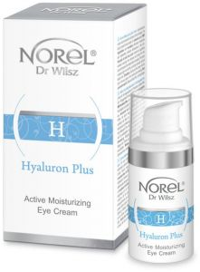 Norel Dr Wilsz Hyaluron Plus Active Moisturizing Eye Cream (15mL)