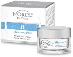 Norel Dr Wilsz Hyaluron Plus Hyaluronic Cream Active Moisturizing (50mL)