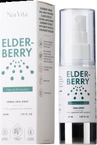 Norvita Elderberry Oral Spray (30mL)