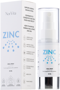 Norvita Zinc Oral Spray (30mL)