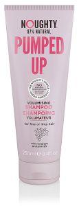 Noughty Pumped Up Volumising Shampoo (250mL)