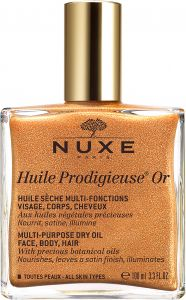 Nuxe Huile Prodigieuse Or Multi Purpose Dry Oil (100mL)