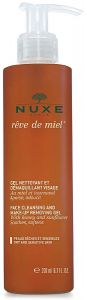 Nuxe Reve de Miel Face Cleansing Gel (200mL) Dry and Sensitive skin