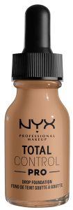 NYX Professional Makeup Total Control Pro Drop Foundation (60g) Classic Tan