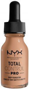 NYX Professional Makeup Total Control Pro Drop Foundation (60g) Med Buff