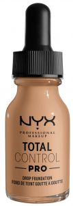 NYX Professional Makeup Total Control Pro Drop Foundation (60g) Med Olive