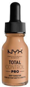 NYX Professional Makeup Total Control Pro Drop Foundation (60g) Soft Beige