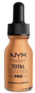 NYX Professional Makeup Total Control Pro Illuminator (15g) Warm