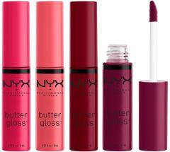 NYX Professional Makeup Butter Lip Gloss (8mL)