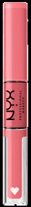 NYX Professional Makeup Shine Loud Pro Pigment Lip Shine (3,4mL)