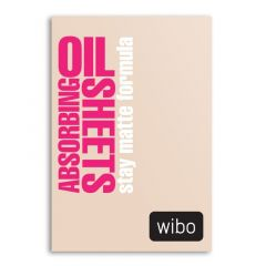 Wibo Oil Absorbing Sheets (40pcs)