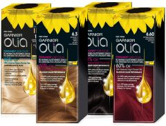 Garnier Olia No Ammonia Oil-based Permanent Hair Color