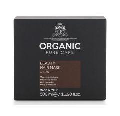 Organic Pure Care Bauty Hair Mask Argan (500mL)