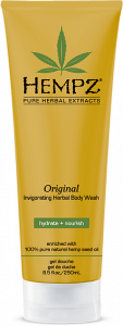 Hempz Invigorating Original Herbal Body Wash (250mL)
