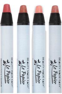 Beauty Made Easy LePapier Glossy Nude Lipstick (6g)