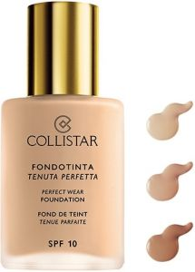 Collistar Perfect Wear Foundation SPF10 (30mL)