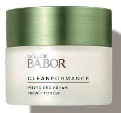 Babor Cleanformance Phyto Cbd 24h Cream (50mL)
