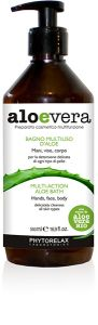 Phytorelax Aloe Vera Shower Gel, Intimate Cleanser (500mL)
